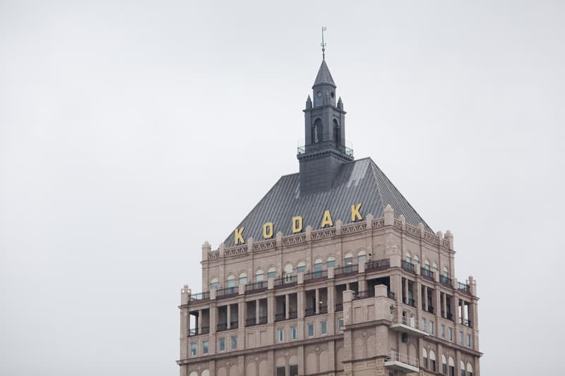 Kodak HQ Building